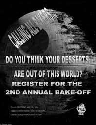 bake off flyer coliseum health system related