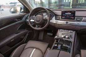 Audi A8l 2015 Audi A8 Reviews And Rating Motor Trend