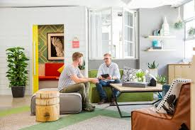 take a tour of the new airbnb offices in sydney airbnb offices