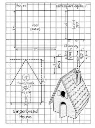 ideas about Gingerb House Template on Pinterest    Page Gingerb house patterns   Paper Gingerb Patterns