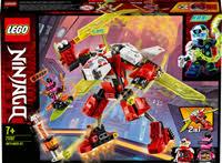 <b>Конструктор LEGO Ninjago Реактивный</b> самолёт Кая 71707 ...