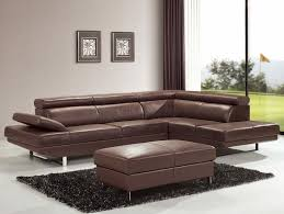 sofas modern furniture esf leather sectional sofas living room cado modern furniture 101