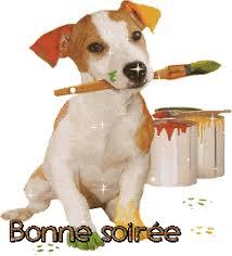 """Résultat de recherche d'images pour """"gifs animés chiens bonne journée"""""""
