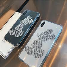 <b>Cartoon</b> case iphone x 6 6s 7 8 plus <b>Transparent Mickey Minnie</b> xr ...