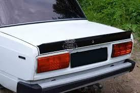 <b>Спойлер крышки багажника</b> «Утиный хвост» ВАЗ 2107 1982-2013