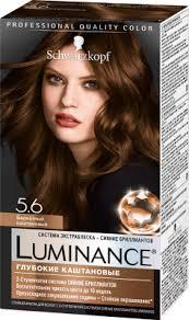 Luminance <b>Стойкая</b> 5.6 (бархатный каштановый) <b>Крем</b>-<b>краска</b> ...