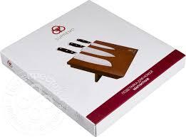 Купить <b>Подставка для ножей</b> MoulinVilla Supremo <b>магнитная</b> с ...