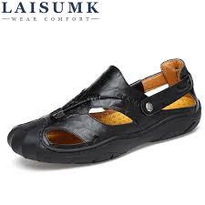 Casual <b>LAISUMK</b> Summer new Outdoor Beach <b>Men</b> Sandals ...