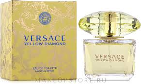 Versace Yellow Diamond - Туалетная вода – купить с ... - MAKEUP