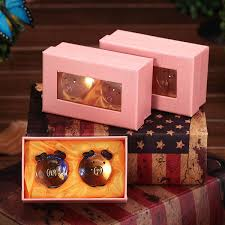 Crystal Glass Mini Ornament <b>Transparent Animal</b> Lovers <b>Pig</b> Crafts ...