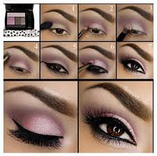 pink eyeshadow eyeshadow tutorials for brown eyes how to make eyes look y and dramatic by makeup tutorials at