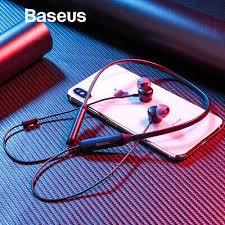 <b>Baseus</b> S15 Bluetooth <b>Noise</b> Cancelling Headsets Wireless Sport ...