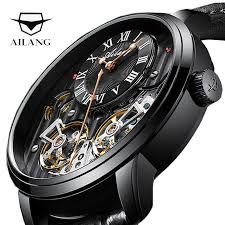 AILANG AAA Quality Watch Expensive Double Tourbillon ...