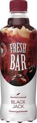 Купить <b>Напиток газированный FRESH BAR</b> Black Jack, 0,48л в ...