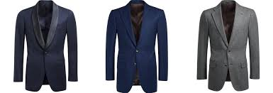 The Must-Read Guide to <b>Suit Lapels</b>: Peaked vs. Notch vs. Shawl ...