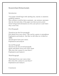 How to Write a Research Paper   An Introduction to Academic Writing Questia Blog