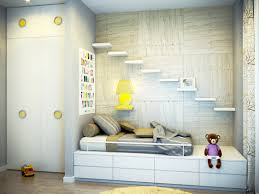 themed kids room designs cool yellow:   yellow white kids room