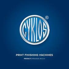 PRINT FINISHING MACHINES - <b>Cyklos</b>