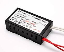 120W To 12V <b>Halogen</b> Bulb Spot Lamp <b>Power Supply</b> AC 100 Volt ...