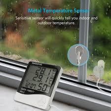 LCD <b>Outdoor Indoor HTC</b>-2 <b>HTC</b>-1 Thermometer Hygrometer ...