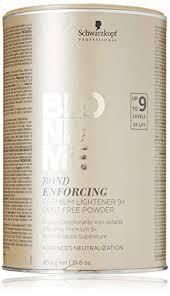 Schwarzkopf Professional Blond Me Premium Lift 9 ... - Amazon.com