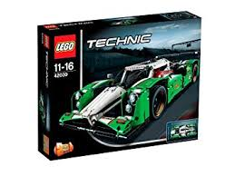 LEGO 42039 <b>Technic</b> 24 Hours <b>Race Car</b> - Multi-Coloured: Amazon ...