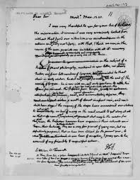 jeffersons letter to the danbury baptists thomas jefferson and description letter from thomas jefferson to littleton waller tazewell