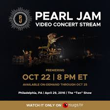 <b>Pearl Jam</b> live from 4 29 2016 Wells Fargo Center, Philadelphia, PA ...