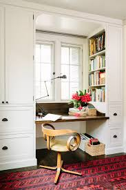 small built in desk home office craftsman designing tips with cup pulls cool chair built desk small home office