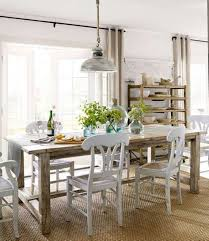 Cottage Style Kitchen Tables Farm Style Dining Room Tables Cottage Style Dining Room With