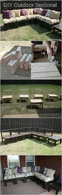 patio furniture sectional ideas: diy outdoor sectional tutorial diy outdoorliving dan http livedan
