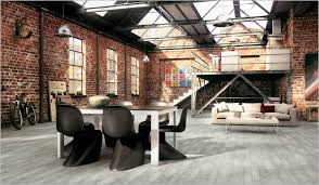 10 ways to transform your interiors with industrial style details office interior design home brick beautiful home offices ways