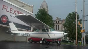 warsaw flying club ink news com update how d that get there
