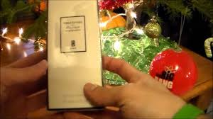 <b>Five O'Clock</b> Au Gingembre by <b>Serge Lutens</b> Unboxing / First ...