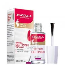 <b>Mavala Top Coat</b> Gel Finish 10 ml гель <b>фиксатор</b> для ногтей от ...
