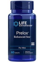 Life Extension <b>Prelox Enhanced Sex</b> for Men – Supplement First
