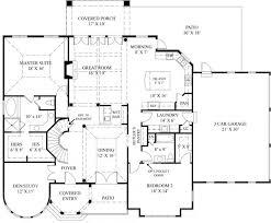 La Vogue House Plans   Home Plans By Archival DesignsLa Vogue House Plan   Castle   First Floor