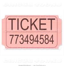raffle ticket stub clipart raffle ticket stub clipart 1