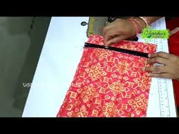 How To Sew Beautiful <b>Hand</b> Bag With Waste <b>Fabric</b> || <b>DIY Hand</b> Bag ...