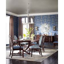 Thomasville Furniture Dining Room Thomasville Spellbound Double Pedestal Dining Table
