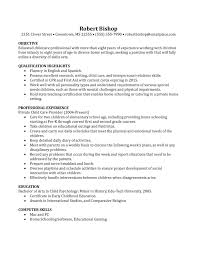 child care resume   resume reference Clasifiedad  Com Clasified Essay Sample