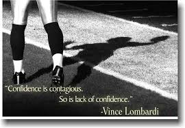 New Vince Lombardi Quote Confidence Classroom Sports Motivational ...