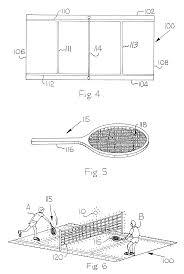 patent us tennis ball patents patent drawing