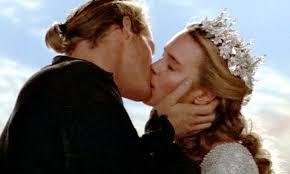 Princess Bride final kiss