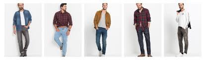 <b>Мужские джинсы</b> в Интернет-магазине bonprix.ru!