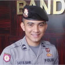 Foto Polteng Saeful Bahri - Polisi Ganteng - polteng_saeful_bahri_1