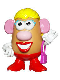 <b>Игровой набор</b> Картофельная голова Классическая POTATO ...