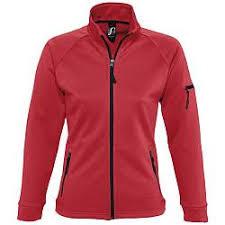 <b>Куртка флисовая женская New</b> look women 250 красная, размер S