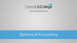 diploma of accounting career life college diploma of accounting career life college