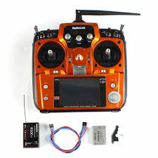<b>RadioLink AT10II</b> 2.4ghz 10ch RC Transmitter With R10dii Receiver ...